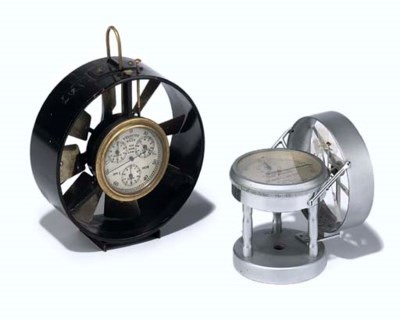 Two early 20th-Century anemome