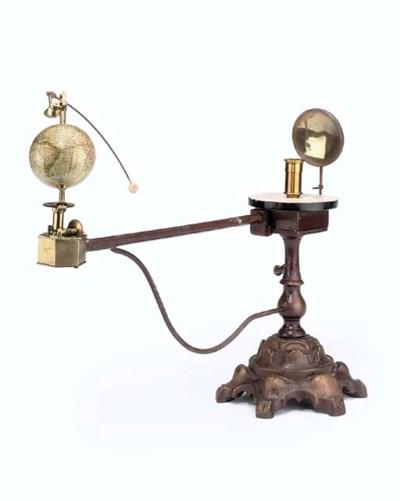 A good 19th-Century Swedish te