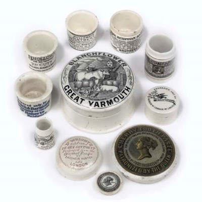A collection of 19th-Century E