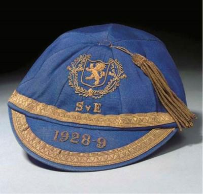 A BLUE SCOTLAND V. ENGLAND INT