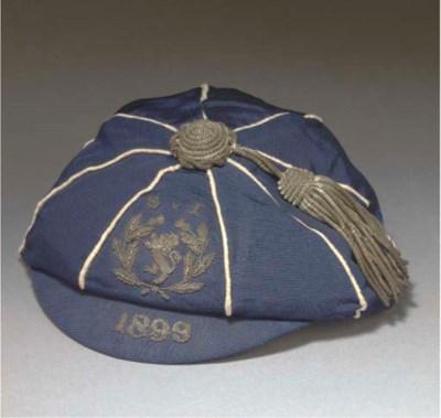 A BLUE SCOTLAND V. IRELAND INT
