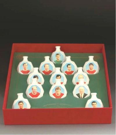 MANCHESTER UNITED F.C.: A BOXE