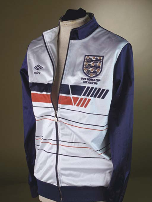 A BLUE, WHITE AND RED ENGLAND