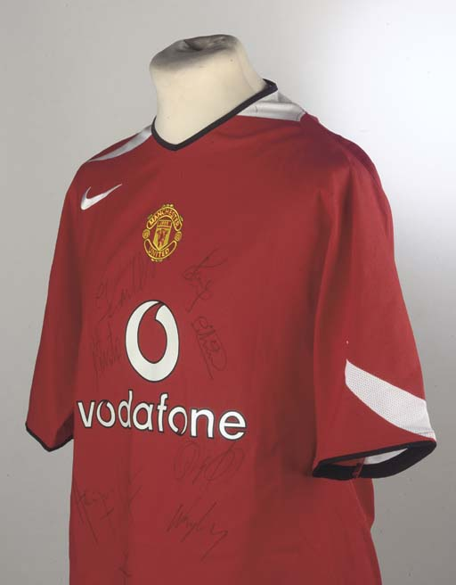 A RED MANCHESTER UNTED SHORT-S