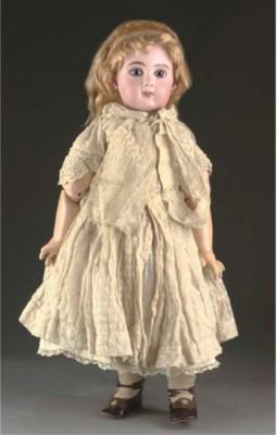 A late Emile Jumeau bébé No. 8