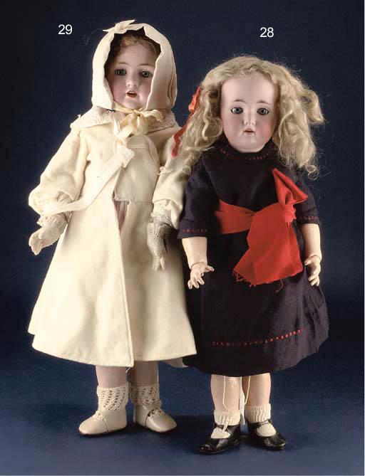 A Kestner 249 child doll