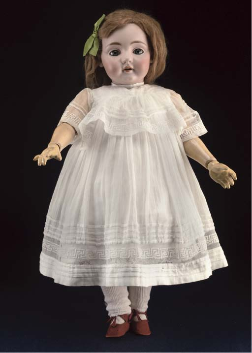 A Kestner 143 child doll