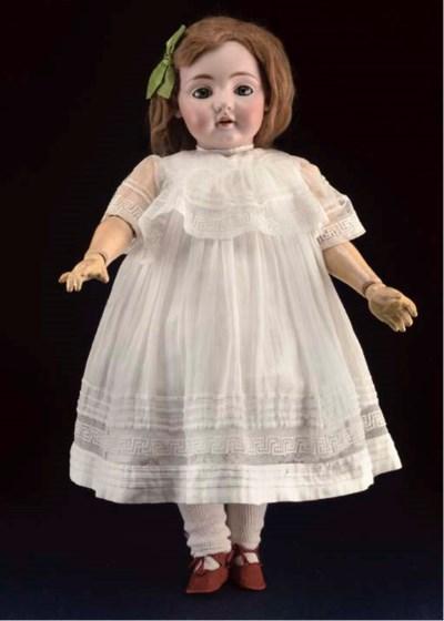 A Kestner 143 child doll