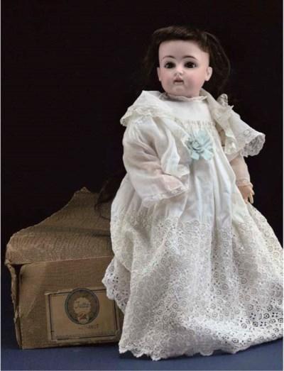 A Kestner 129 child doll