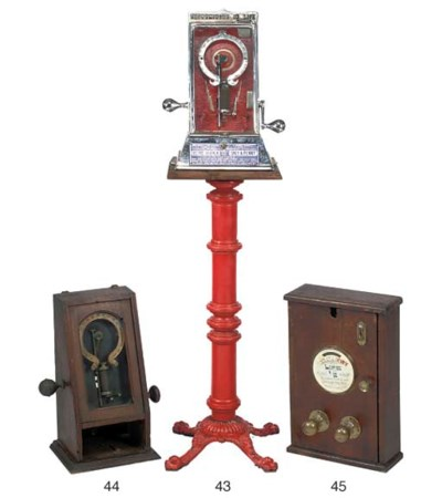 A coin-operated Imperial Shock