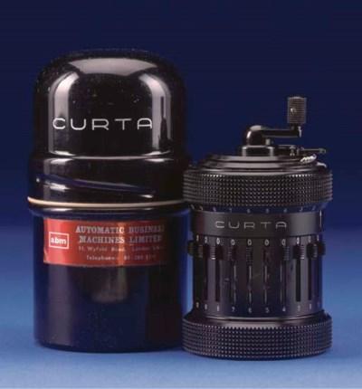 A Curta Calculator, Type I