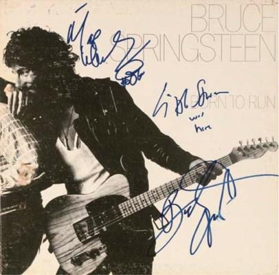 Bruce Springsteen  E Street Ba