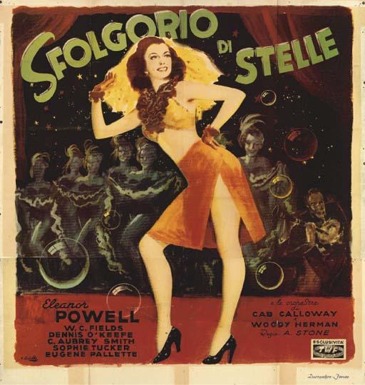 Sensations Of 1945  Sfolgorio
