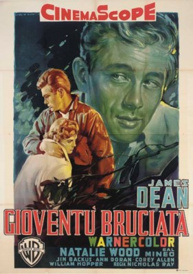Rebel Without A Cause  Giovent
