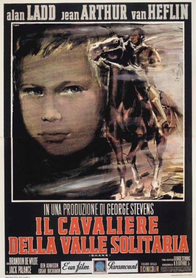 Shane  Il Cavaliere Della Vall