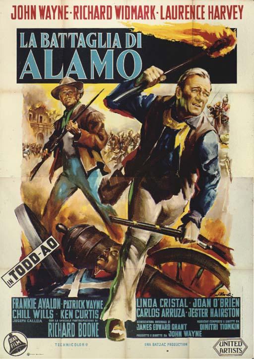 The Alamo  La Battaglia Di Ala