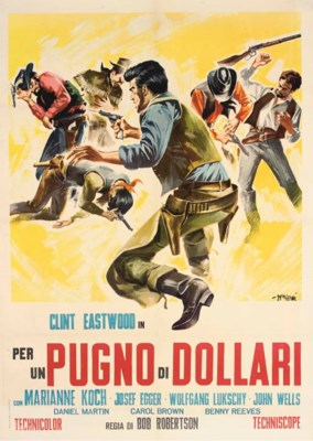 A Fistful Of Dollars  Per Un P