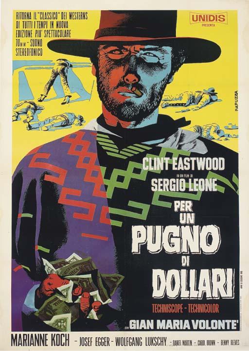 A Fistful Of Dollars  Per Un P