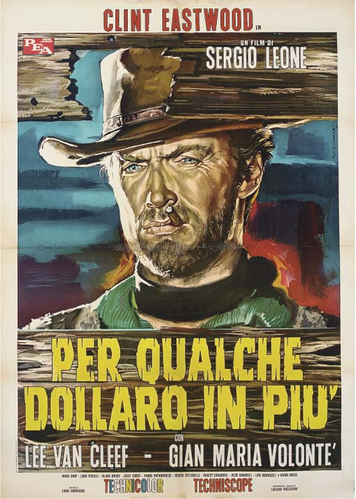 For A Few Dollars More  Per Qu