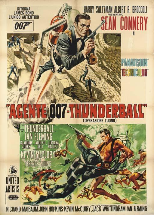 Thunderball  Agente 007 Operaz