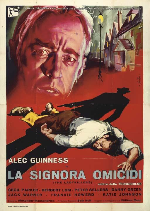 The Ladykillers  La Signora Om