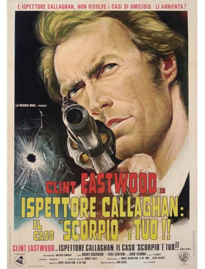 Dirty Harry  Ispettore Callagh