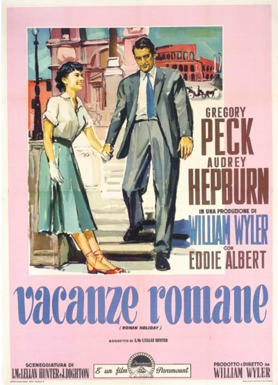 Roman Holiday  Vacanze Romane