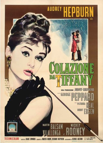 Breakfast At Tiffany's  Colazi