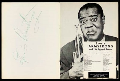 Louis Armstrong and others