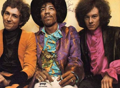 Jimi Hendrix And Noel Redding
