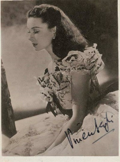 Vivien Leigh  Gone With The Wi