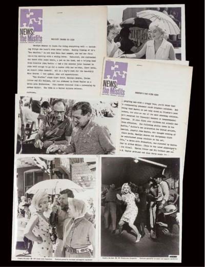 Marilyn Monroe  The Misfits, 1