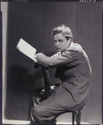 Marlon Brando  Cecil Beaton