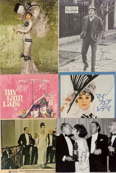 Audrey Hepburn  My Fair Lady,