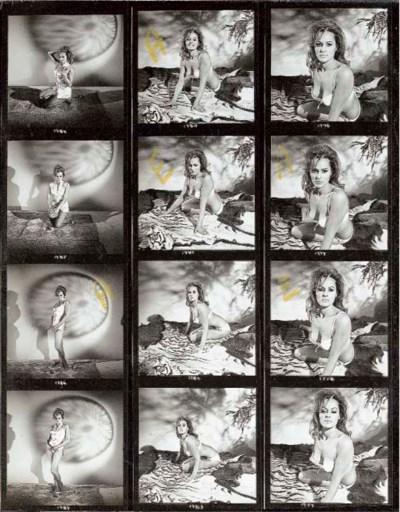 Ursula Andress  Dr. No, 1962