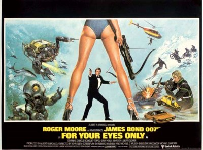 For Your Eyes Only, 1981