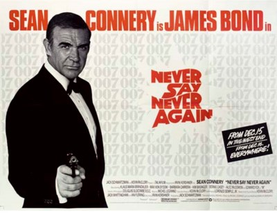 Never Say Never Again, 1983