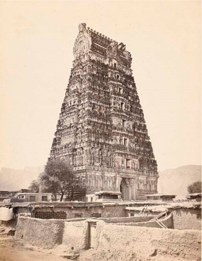 Indian photographs and albums