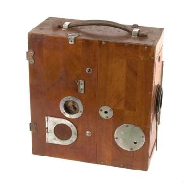 Cinematographic camera no. 421
