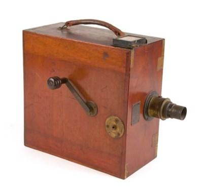 Cinematographic Type 4 camera
