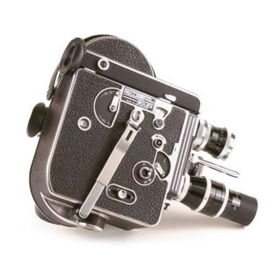 Bolex H16 Reflex no. 140551