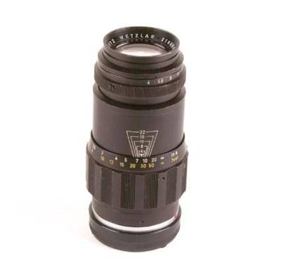 Tele-Elmar f/4 135mm. no. 2106