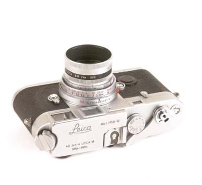 Leica M6J no. 1958-12
