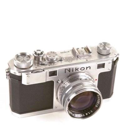 Nikon S no. 6118639