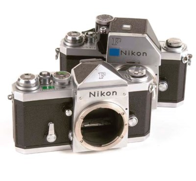 Nikon F cameras