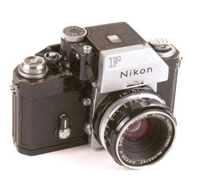 Nikon F no. 7345513