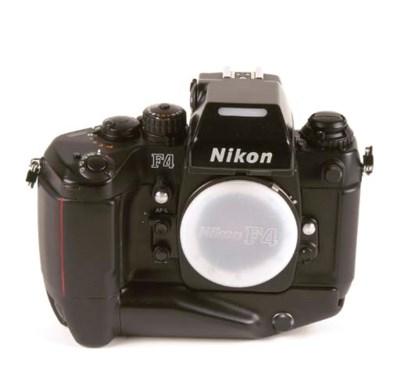 Nikon F4S no. 2152036