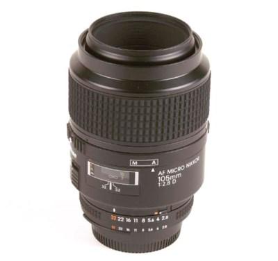 AF Micro-Nikkor D 105mm. f/2.8