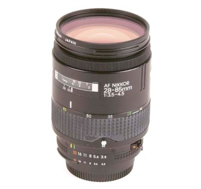 AF Nikkor 28-85mm. f/3.5-4.5 n