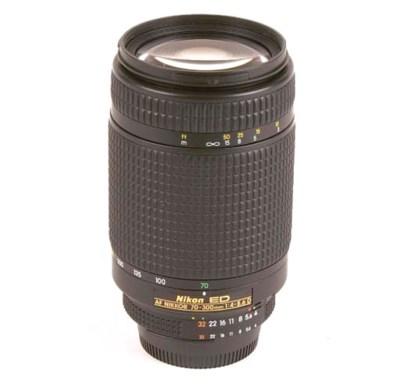 AF Nikkor EF D 70-300mm. f/4-5